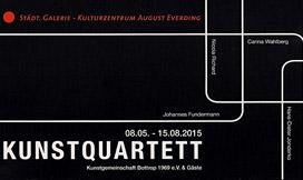Kunstquartett 2015